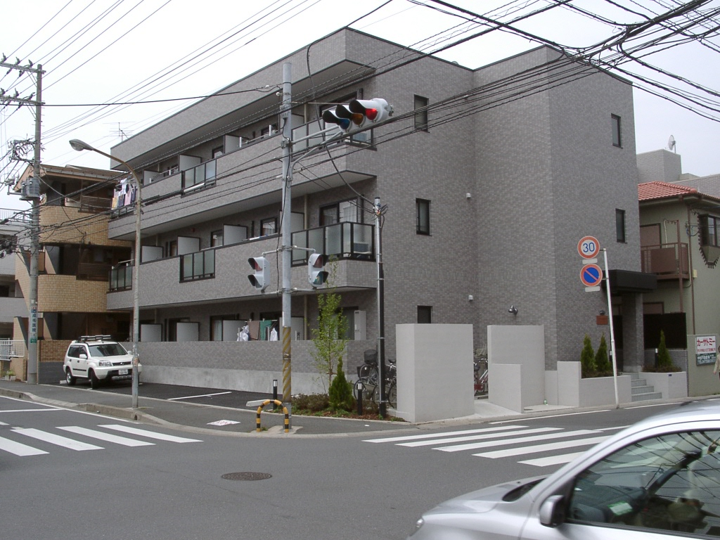 相之川3丁目マンション新築工事