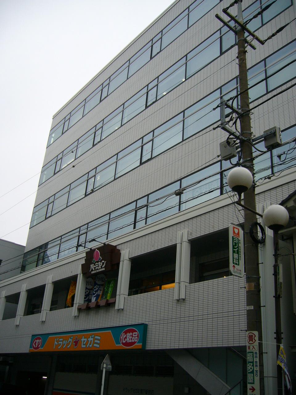 京成青砥ビル新築工事